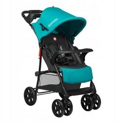 Lionelo Emma New VividTurquoise Wózek Składany na Płasko + Torba