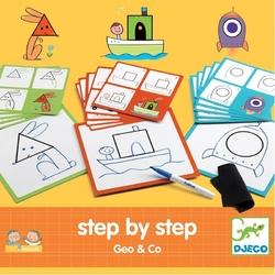 EDULUDO zestaw do nauki rysowania kształty