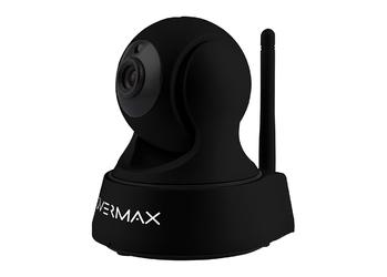 Kamera IP Overmax Camspot 3.3 Wi-Fi HD Czarna