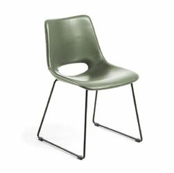 Krzesło HOLGEN 49x55 kolor zielony - zielony