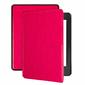 Etui Alogy do Kindle Paperwhite 4 różowe z paskiem + Szkło - Różowy