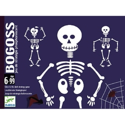 BOGOSS szkielet gra karciana