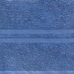 Ręcznik JUNAK NEW Frotex niebieski - niebieski