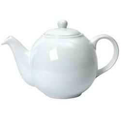 Dzbanek do herbaty London Pottery Globe biały 0,6 Litra LP-17220110