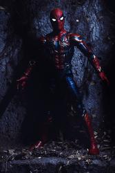 Iron Spider-Man - plakat Wymiar do wyboru: 30x40 cm