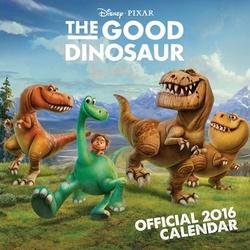 Dobry dinozaur - kalendarz 2016 r.