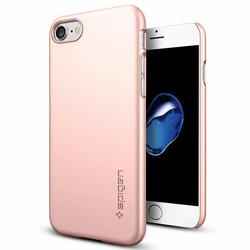 Etui Spigen Thin Fit Apple iPhone 6 4.7 Rose Gold - Różowy