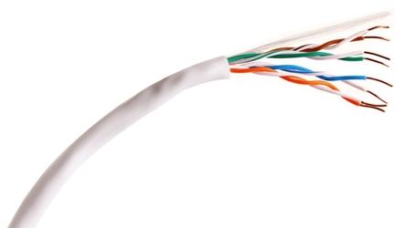 KABEL GETFORT KAT.5E UUTP PVC SKRĘTKA - Szybka dostawa lub możliwość odbioru w 39 miastach