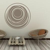 szablon do malowania abstrakcyjne koła 13SM46