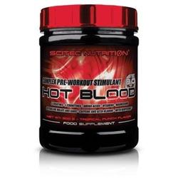 SCITEC Hot Blood 3.0 - 300g - Orange Juice