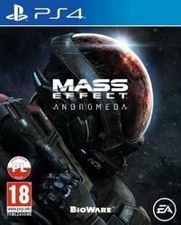 EA Mass Effect ANDROMEDA PS4
