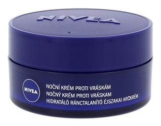 NIVEA Anti Wrinkle - krem przeciwzmarszczkowy na noc dla wszystkich typów skóry dla kobiet 50ml