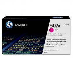 HP oryginalny toner CE403A, magenta, 6000s, 507A, HP LaserJet Enterprise 500 color M551