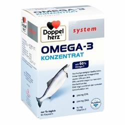 Doppelherz Omega 3 System kapsułki