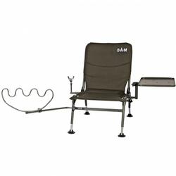 Fotel krzesło stanowisko wędkarskie feederowe DAM Feeder Chair Complete
