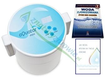 Jonizator wody AQUATOR mini CLASSIC poj. 1,5 l, MODEL 2019