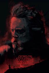 Gwiezdne Wojny Ostatni Jedi - plakat premium Wymiar do wyboru: 40x60 cm
