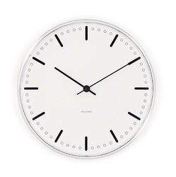 Zegar ścienny City Hall 21 cm