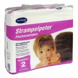 Strampelpeter pieluchy poziom chłonności 2
