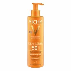 Vichy Ideal Soleil Płyn antypiaskowy z filtrem SPF 50+