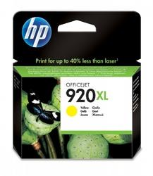 HP Inc. Tusz nr 920 Żółty XL CD974AE