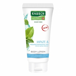 Rausch Minze Body Lotion