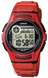 Casio Standard Digital W-213-4AVEF