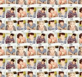 One Direction JD - fototapeta