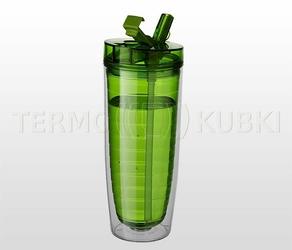 Bidon termiczny 560 ml CLAREC zielony