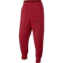 Spodnie dresowe Air Jordan Flight Pant - 823071-687 - czerwony