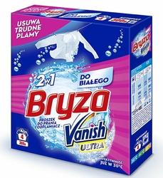 Bryza 2w1 Vanish Ultra, Białe tkaniny, proszek do prania, 300g, 4 prania