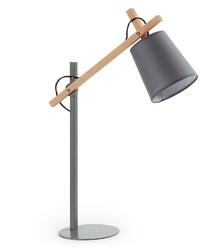 Lampa biurkowa EJE szara - szary