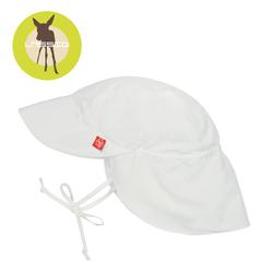 Lassig Czapka z daszkiem White UV 50+