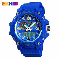 Zegarek SKMEI 1436 STOPER DATOWNIK blueblue strap - blueblue strap