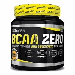 BioTech USA BCAA Zero - 360g - Tropical Fruit