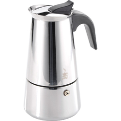 Stalowa kawiarka do kawy Emilio Gefu 200ml G-16150