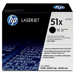 Toner Oryginalny HP 51X Q7551X Czarny - DARMOWA DOSTAWA w 24h