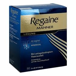 Regaine ampułki na wypadanie włosów dla mężczyzn 3x60 ml