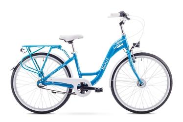 Rower młodzieżowy Romet Panda 24 Lux 2018