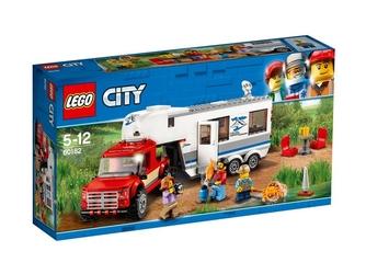 Klocki Lego City 60182 Pickup Z Przyczepą