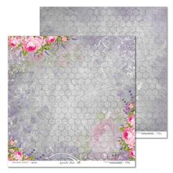 Słodki papier Lavender Date 30,5x30,5 cm - 05 - 05