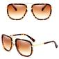 Okulary przeciwsłoneczne styl cętki I - cętki I