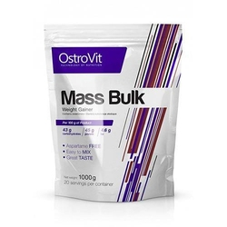 OSTROVIT Mass Bulk 1000 g - Strawbery Banana