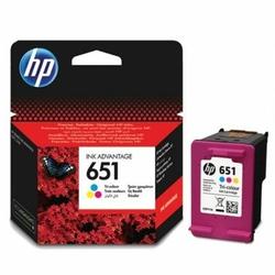 Tusz Oryginalny HP 651 C2P11AE Kolorowy - DARMOWA DOSTAWA w 24h