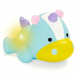 Skip Hop Zabawka do wody świecący Jednorożec Zoo, 9 m+