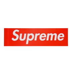 Naklejka, Wlepka Supreme Logo Box