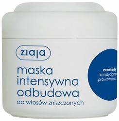Ziaja Intensywna Odbudowa, Ceramidy, maska do włosów, 200ml