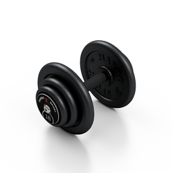 Hantla skr�cana na sta�e 18 kg - Marbo Sport - 18 kg