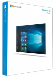 Microsoft OEM Windows Home 10 PL x64 DVD        KW9-00129