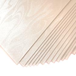 Karton ozdobny Papirus 220 g biały - zestaw 20 szt - BIA - 20 SZTUK